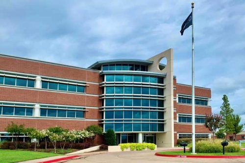 Dobson Telecom Building