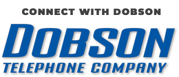 Dobson Telephone Company Logo for footer